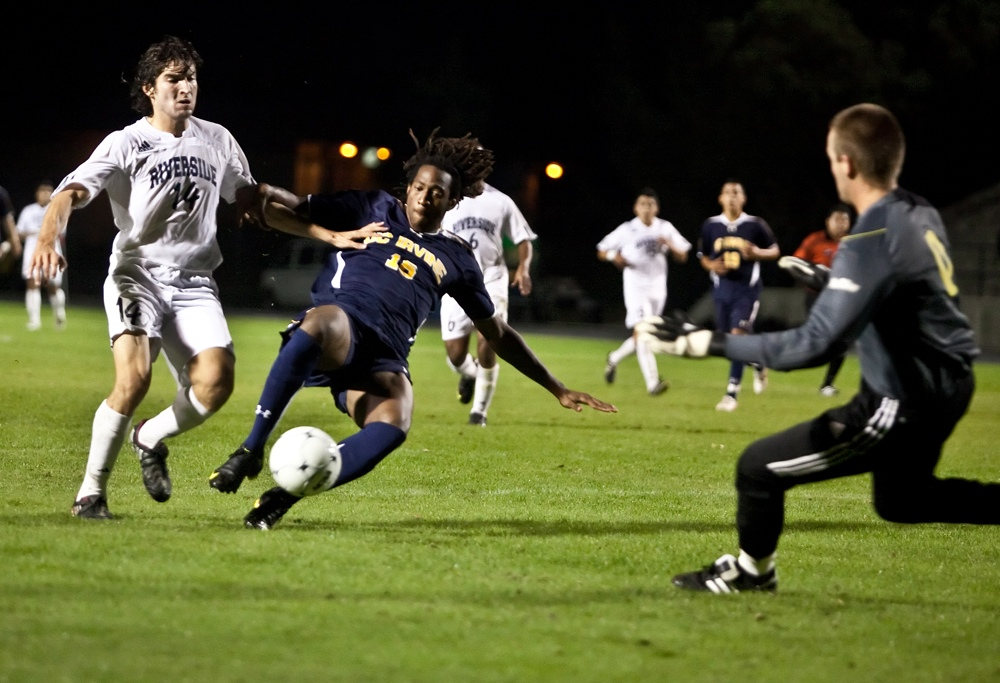 uci soccer + 5d mark II…missing my D3 | Scott Roeder ...